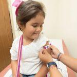 Los chicos deben vacunarse