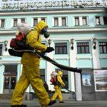 Rusia batió el récord de contagios diarios